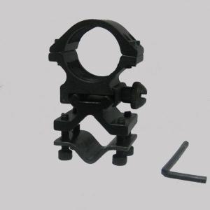Optic device mount high