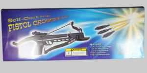 Crossbow Taiwan 80 Lb with stock