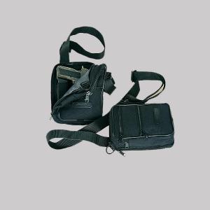 Leather accessory Joralti holster bag for shoulder