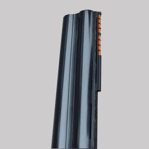 Fiberoptic Shooting Bead 2.5 mm orange