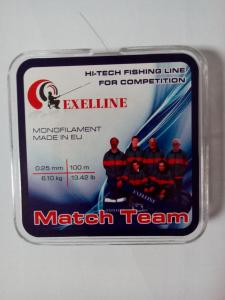 Line Match Team Exelline 0.25 mm