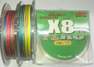 Line PENAX X8 colorful 0.18 mm