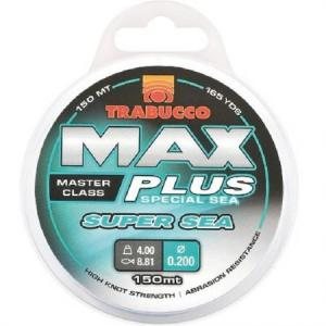 Line Trabucco Max Plus Super Sea 0.25 mm
