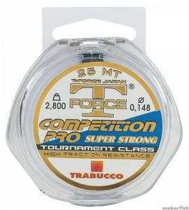 Line Trabucco T-Force Competition PRO 0.12 mm