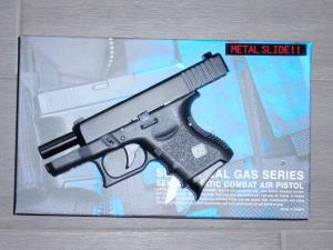 Airsoft Airsoft Glock-KJ27 Metal Version GBB
