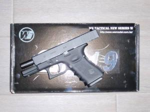 Airsoft Airsoft Glock-WE19 Metal Version GBB