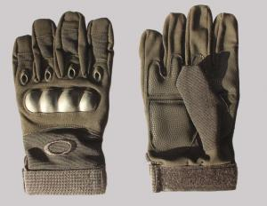 Gloves Protective tactical black