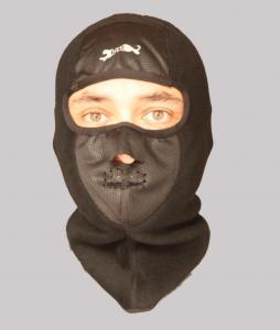 Hat bikemask 67-04 windstopper black L