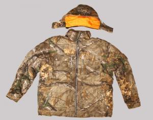 Hunting Clothes Winter jacket REALTREE 4XL N488