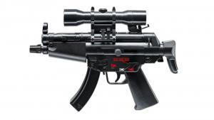 Airsoft Airsoft Heckler  &  Koch MP5 Kidz Dual Power black cal 6 mm 2.5921