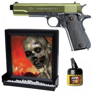 Airsoft Combat Zone Zombie Hunter Kit cal 6 mm 2.5972