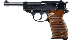Airsoft Walther P38 black cal 6 mm 2.5875
