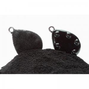 Cast for lead Black paint for leads 80 gr