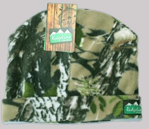 Hat Fleece Camo