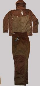 Hunting Clothes Winter suit WALDHAR size 3XL
