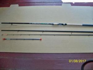 Rod Diamant Carbon Crown Feeder 390