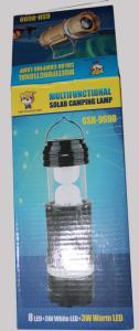 Solar Led lamp GSH 9699
