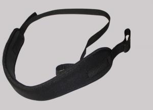 Gun belt Joralti black textyle with addition