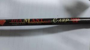 Rod Diamant ALB Carp 3903 3 sections 3.90 m