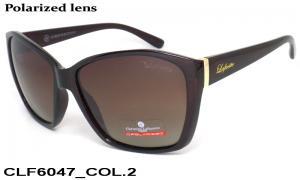 Sun glasses Cristian Lafaette polarized CLF6047 c-2 women