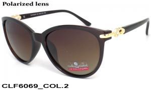 Sun glasses Cristian Lafaette polarized CLF6069 c-2 women