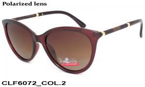 Sun glasses Cristian Lafaette polarized CLF6072 c-2 women