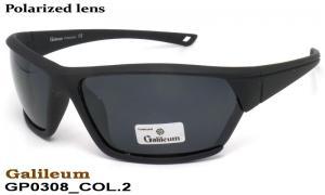 Sun glasses Galileum polarized GP0308 c-2 sports