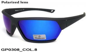 Sun glasses Galileum polarized GP0308 c-8 sports