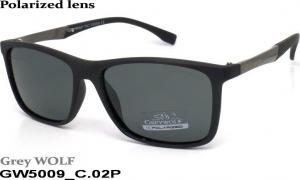 Sun glasses Grey Wolf polarized GW5009 c-02 mens