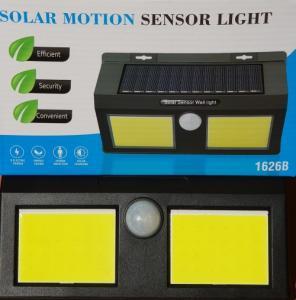 solar motion sensor light 1626B