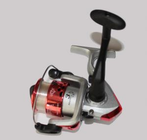 Fishing reel AK 200 3 ball bearings
