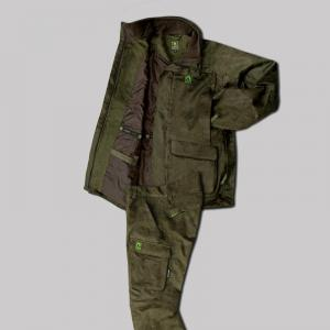Hunting Clothes Argo Winter Suit dark green S