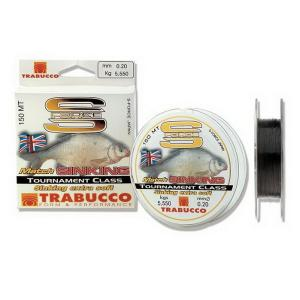 Line Trabucco S-Force Match Sinking 0.20 mm