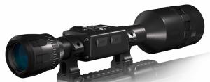 Rifle scope ATN X-Sight 4K Buckhunter 5-20x Smart Daytime