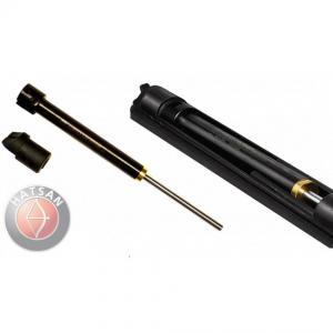 Spare part air rifles Vortex gas piston with spring guide for Hatsan Vortex Torpedo 155