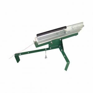 Clay Target Thrower green