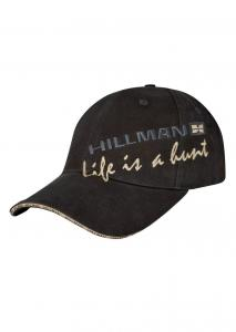 Hat Hillman black hunting 602