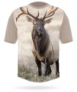 Hunting Clothes Hillman 3D Nature Wildlife T-shirt short sleeve XL