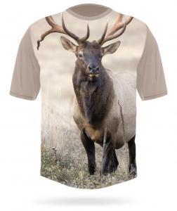 Hunting Clothes Hillman 3D Nature Wildlife T-shirt short sleeve XXL