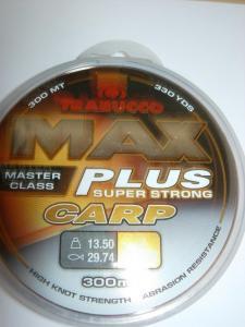 Line Trabucco Max Plus Carp Monofilament 300 m