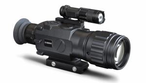 Rifle scope KONUSPRO-NV 7870 3-8x50 zoom digital night vision riflescope with photo-video function