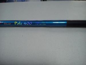 Rod Fishing Pole Rod Goldshark Silver 400