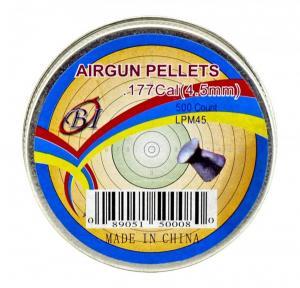 Air gun pellets BIO match 177 Cal 4.5 mm