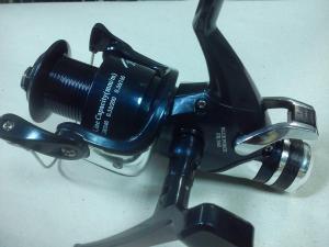 Fishing reel TOMAX Blue Force FR 350