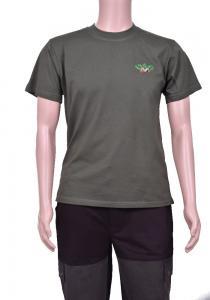 Hunting Clothes T-shirt Green N 46