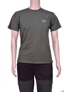 Hunting Clothes T-shirt Green N 50