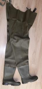 Fishing overalls with boots N 44