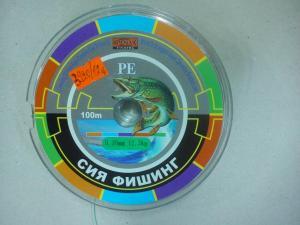 Line Penax Fishing 100 m 0.23 mm green