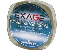 Line Shimano Exage multi purpose mono 150 m 0.40 mm