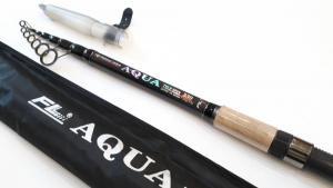 Rod FL Aqua TeleSpin 240